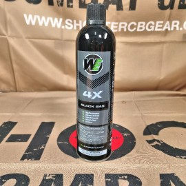 WE 4X 1100ml High Performance Black Gas