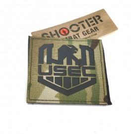 SCG Laser cut Patch USEC - MC