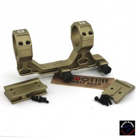AIRSOFT ARTISAN BO Style 30mm Modular Mount for Milspec 1913 Rail System With T1/T2 Adapter (DDC)
