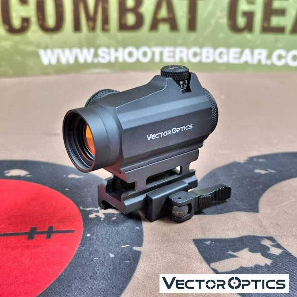 Vector Optics Maverick 1x22 GenII Red Dot Sight (FREE SHIPPING)