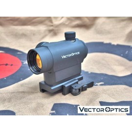 Vector Optics Micro Red Dot Sight With QD Riser Mount & Low Profile Base (FREE SHIPPING)
