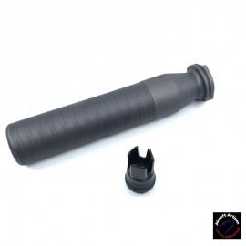 AIRSOFT ARTISAN  MCX 762Ti Style QD Silencer with 3Prong Muzzle Brake