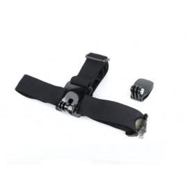 TMC Head Belt and Quickclip Set ( Black )