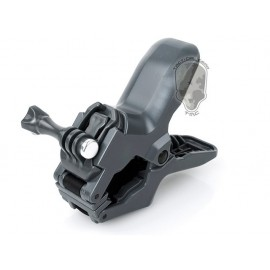 TMC Jaws Flex Clamp Mount for Gopro HD CAM ( Grey)
