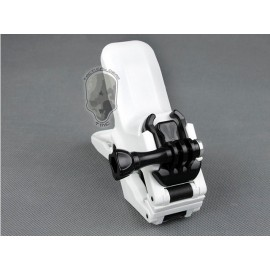 TMC Jaws Flex Clamp Mount for Gopro HD CAM ( White )