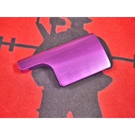 TMC CNC Aluminum Back Door Clip for Gopro3+ ( Purple )