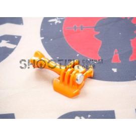 TMC QR Buckle For Gopro HD HERO 3/3+/4 (Orange)