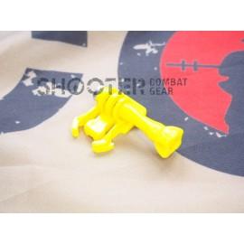 TMC QR Buckle For Gopro HD HERO 3/3+/4 (Yellow
