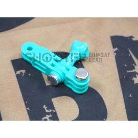 TMC 3 Way Pivot Arm and Screw Bolt (PGREEN)