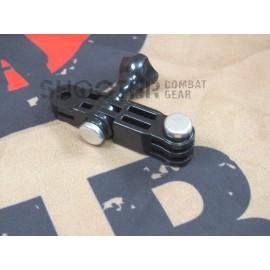 TMC 3 Way Pivot Arm and Screw Bolt (Black)