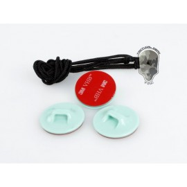 TMC Camera Tethers set for GOPRO HD Cam ( Persian Green)