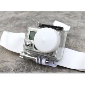 TMC Silicone Cap for Gopro HD Hero2 ( White )