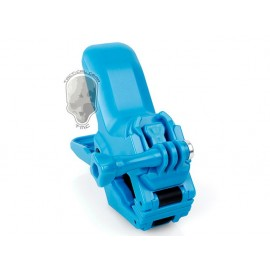 TMC Jaws Flex Clamp Mount for Gopro HD CAM ( Blue)