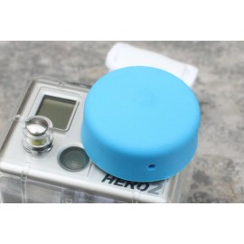 TMC Silicone Cap for Gopro HD Hero2 ( Baby Blue )